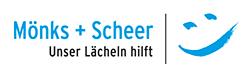 Sanitätshaus Mönks + Scheer Logo