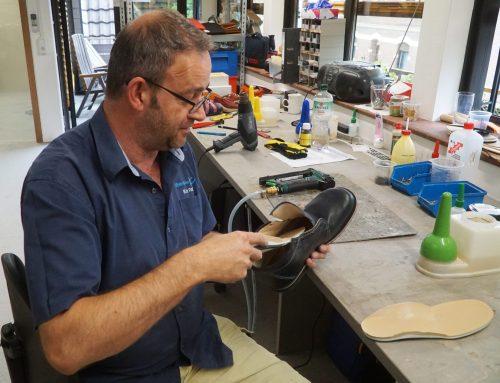 Innovation trifft Handwerk – Orthopädie-Schuhtechnik